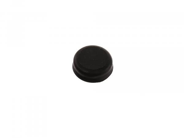 Rubber protective cap for air pump
