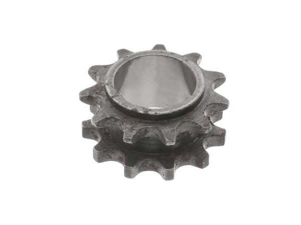 10067573 Ritzel vorn Antrieb (Lagerware) - für Mofa SL1 - Bild 1