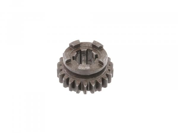 Gear wheel for 2nd + 4th gear (22 teeth) ES175, ES250, TS250