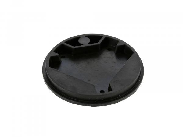 Rubber pad round for rear light - for MZ ES