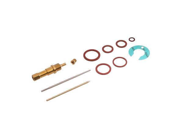 10057049 Reparatursatz für Vergaser (11-teilig, 24KN1-3, Rundschieber) - IWL TR150 Troll - Bild 1
