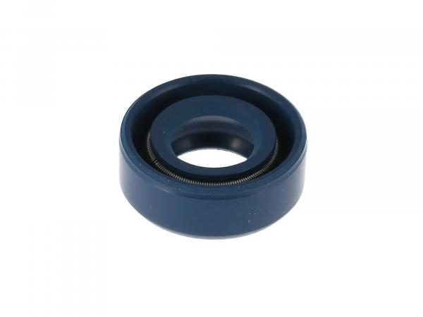 Oil seal 10x19x07, blue - for AWO, MZ ES, TR150 Troll