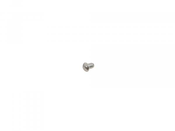 Halbrundkerbnagel 2,5x4-ST-A4K  DIN1476