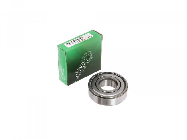 Ball bearing 6204 C3 2Z, wheel bearing rear - Simson AWO 425S, 425T