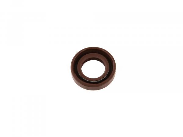 Oil seal 16x28x07, brown - Simson SR4-1 Spatz, SR1, SR2, KR50