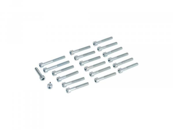Set: Hexagon socket screws, motor S51