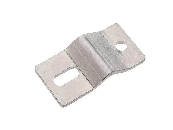 Campi Halterung / Aluboxhalter (verzinkt) - für IWL Anhänger Campi