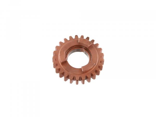 Drive wheel 4th gear (25 teeth) - for MZ ETZ125, ETZ150