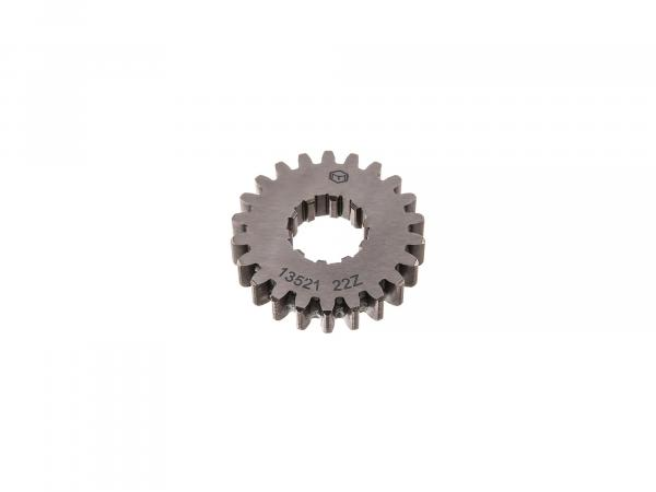 Fixed gear 22 tooth, 4th gear (5-speed gearbox) - Simson