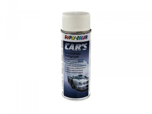 Dupli-Color CAR'S Rust Protection Primer, White - 400ml