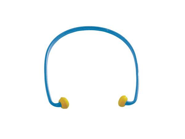 Gehörschutzstöpsel mit Bügel, SNR 21dB