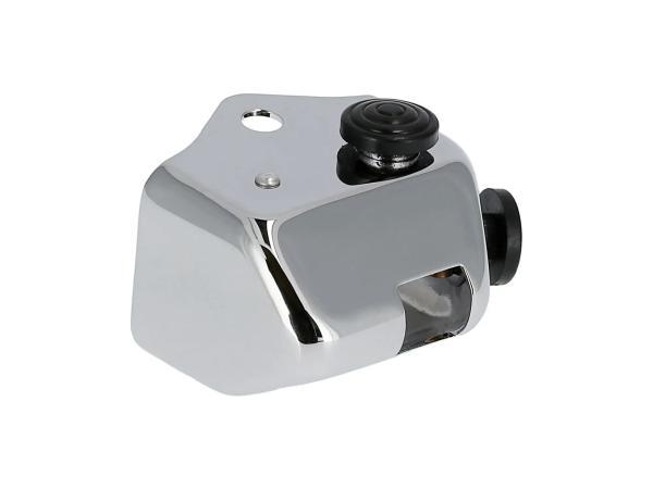 10070291 Kappe (Chrom) für Abblendschalter - für Simson KR51 Schwalbe, SR4-1 Spatz, SR4-2 Star, SR4-3 Sperber, SR4-4 Habicht - Bild 1