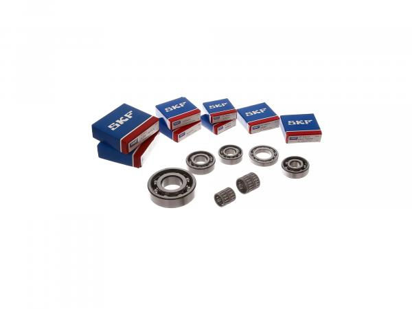 Set: Ball bearing motor MM 250/4, 10 pieces - MZ TS 250/1