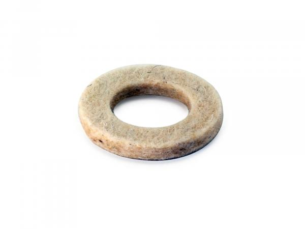 Felt ring wheel hub front + rear - Simson SR1, SR2, SR2E