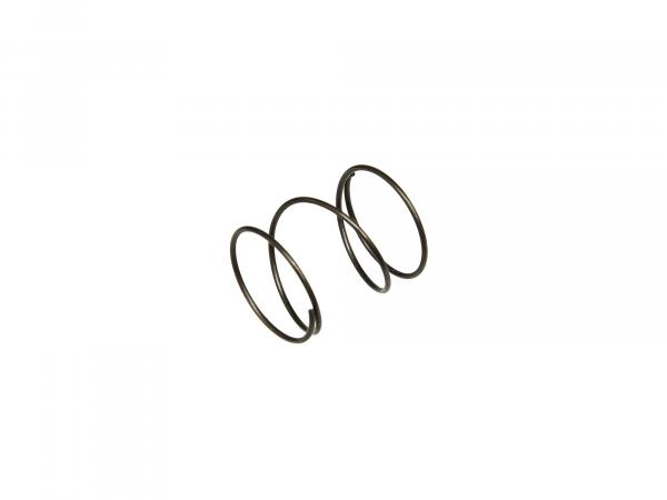 Compression spring for end stop (telescopic fork) - MZ ETZ125, ETZ150, ETZ250, ETZ251, ETZ301, TS125, TS150, TS250