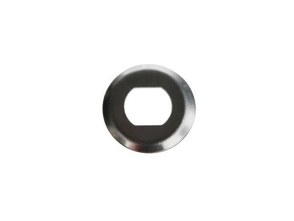 10002190 Sicherungsblech für kleines Kettenrad - für Simson S51, S70, S53, S83, KR51/2 Schwalbe, SR50, SR80 - Bild 1