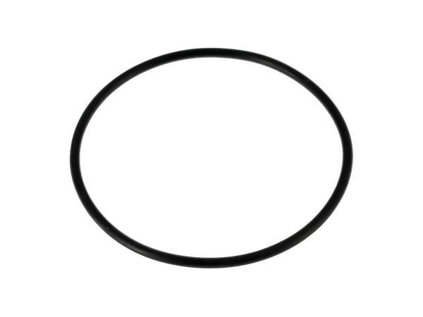 10069665 Gummi - Dichtungsring für Rücklichtkappe rund, Ø100mm - Simson S50, KR51/2 Schwalbe - Bild 1