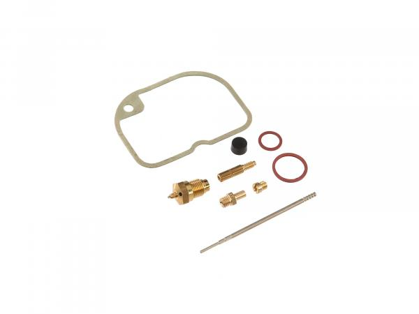Repair kit for carburettor, 9 pieces for 28 N1-1 - MZ ES250/2