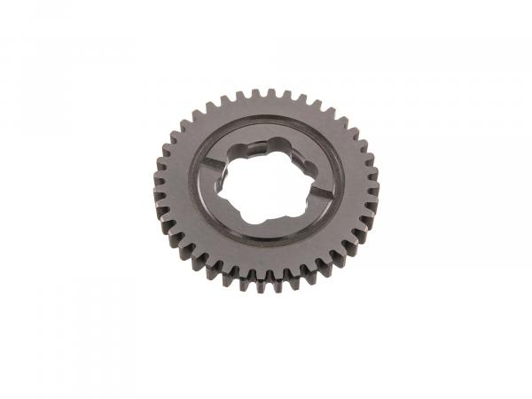 Loose wheel 40 tooth, 2nd gear (5-speed gearbox) - Simson