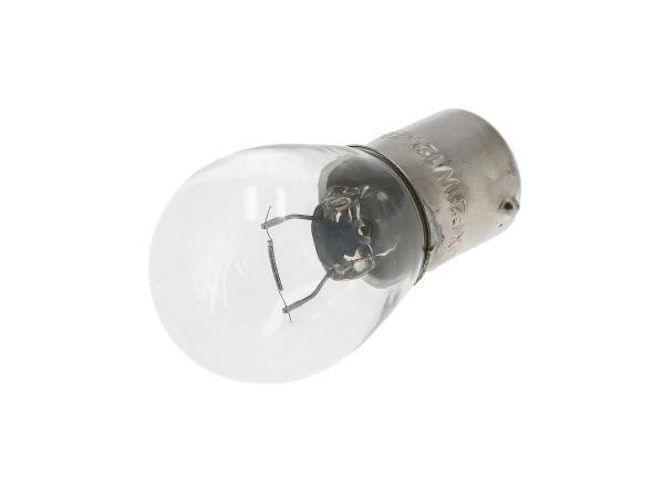 10070081 Kugellampe 12V 21W BA15s von VEBCO - Bild 1