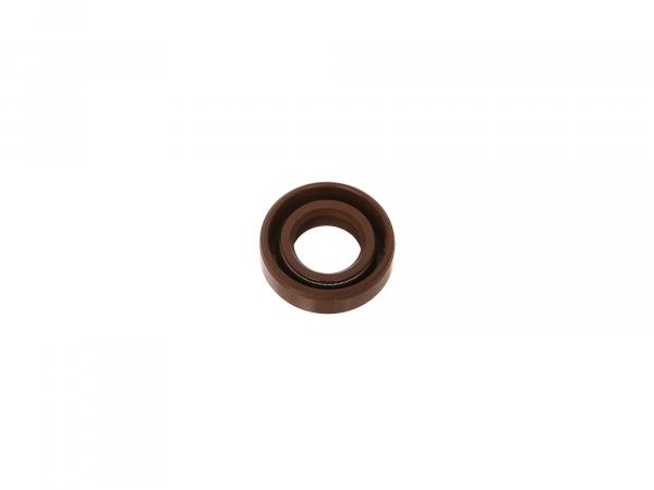 Oil seal 12x22x07, brown - AWO 425