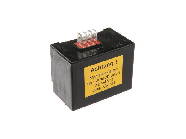 Elba 12V 2x 10W, 8872.10/5, für Gelbatterie mit E-Starter - Simson SR50, SR80