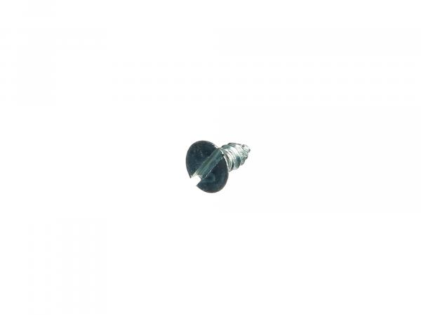 Countersunk tapping screw, slotted 3.9x9.5 - DIN7972