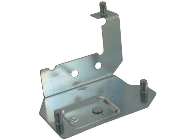 Halteblech für Regler + Zündspule (VAPE Umbau) - Simson SR50, SR80