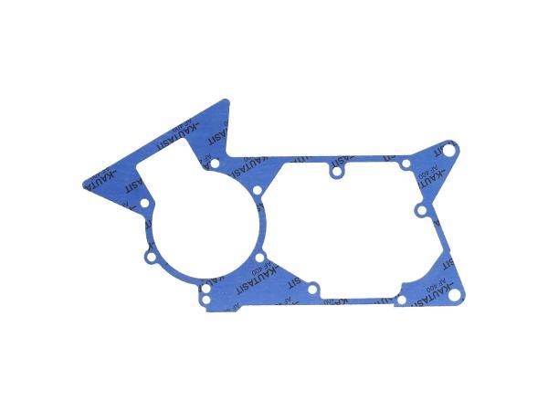 10069350 Tuning Motormitteldichtung aus Kautasit 0,5mm stark, Motortyp M500/700 - für Simson S51, SR50, SR80, S53, S70, S83, KR51/2 Schwalbe, DUO 4/2 - Bild 1