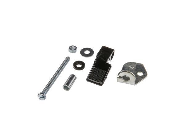 10001220 Kaltstarthebel mit Befestigungs-Kit für S50/KR51 - Bild 1