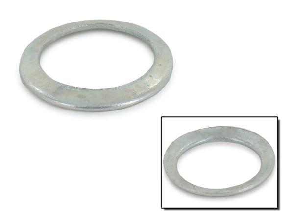 Scheibe für Werkzeugkastenschloss - für Simson S50, S51, S70