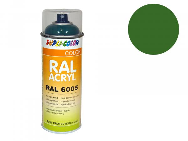 Dupli-Color Acryl-Spray RAL 6010 grasgrün, glänzend - 400 ml
