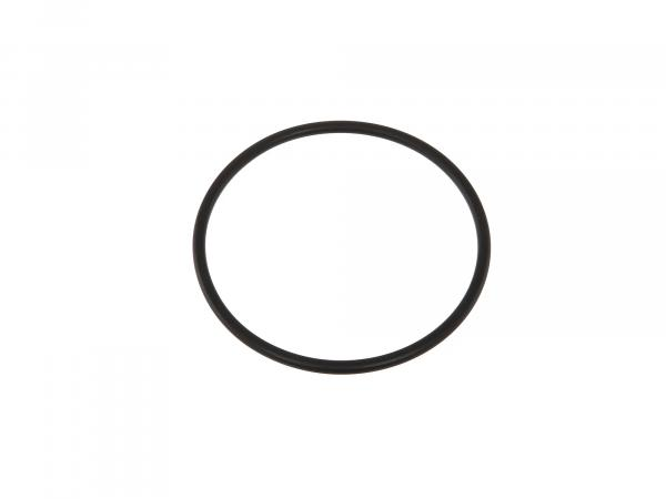 Rubber sealing ring for seat cover sealing - MZ TS250