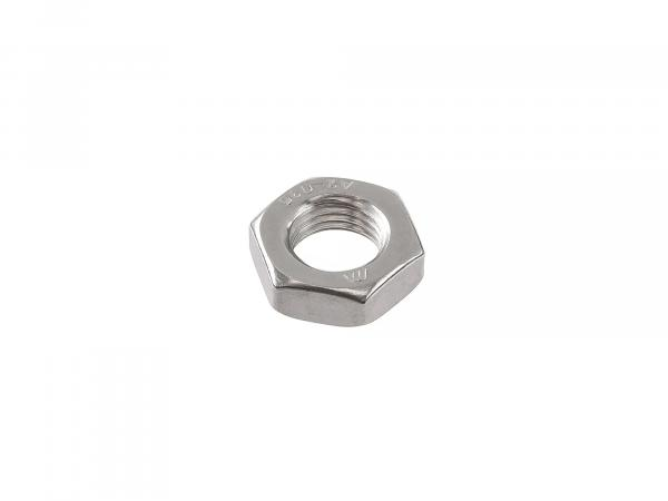 Nut M14 x 1,5 DIN 936 Stainless steel (7,80 mm high) MZ RT 125