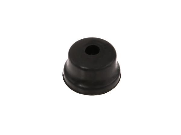 Auflagekörper aus Gummi für Kraftstoffbehälter vorn TS250, TS250/1
