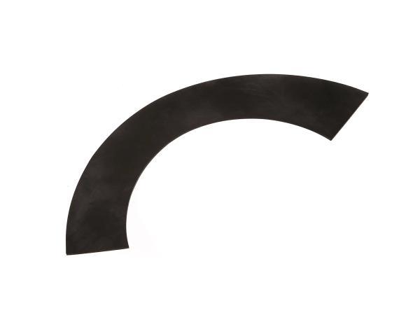 Gummikeder für Beinschutz rechts, 160mm lang - für MZ ES125, ES150