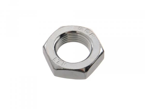 Hexagon nut M18x1,5 low form - DIN936