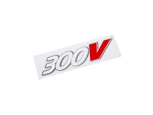 MOTUL 300V Aufkleber - 11 x 3 cm