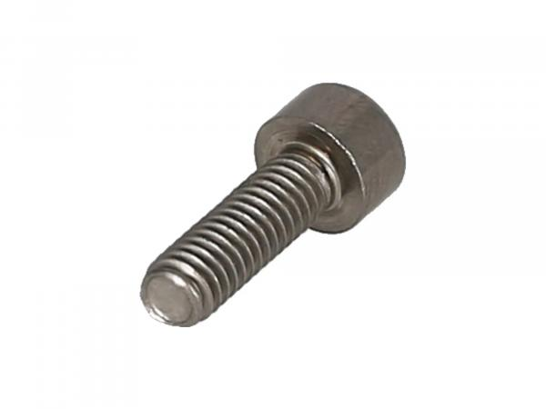 Hexagon socket head cap screw, stainless steel M4x12 - DIN912VG