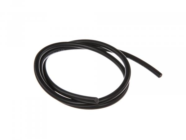 Ignition cable 1,0m black - BERU