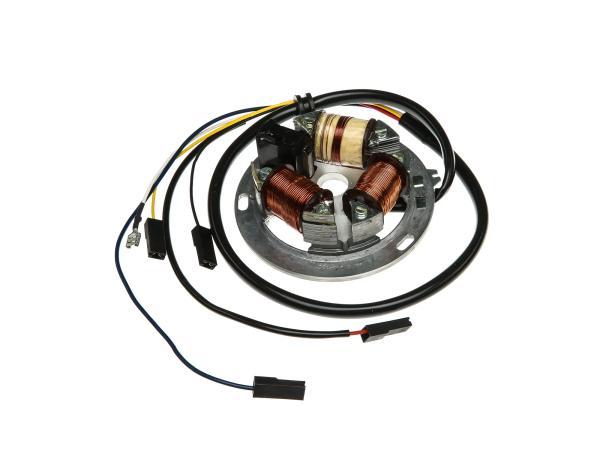 Grundplatte 8305.2/1-100, 12V Elektronik, 42/21W Halogen - Simson SR50, SR80