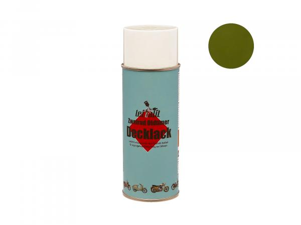 Spray can Leifalit Topcoat Panama Green - 400ml