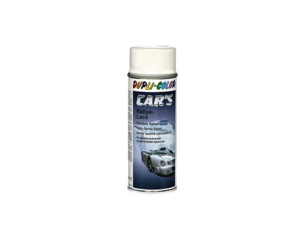 Dupli-Color CAR´S Rallye-Lack Weiß, glänzend - 400ml