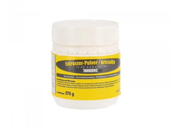 Derusting powder, Kristalin - 570g