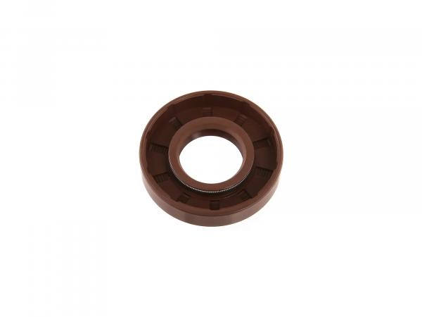 Oil seal 22x47x10, brown - MZ ES125, ES150