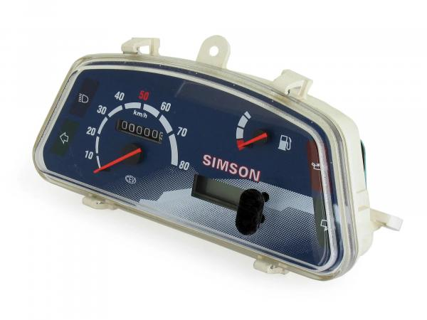 Instrument cluster Pagani 107010213