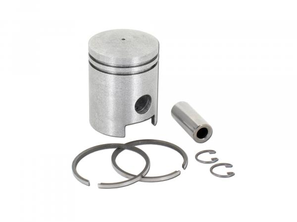 piston Ø40,98 (surfaces for thrust washers machined) - Simson S51, S53, KR51/2 Schwalbe, SR50