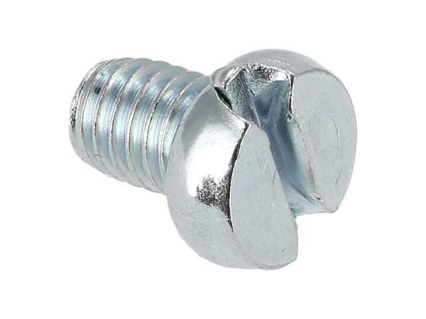 10069238 Zylinderschraube, Schlitz M5x6 - DIN84 - Bild 1