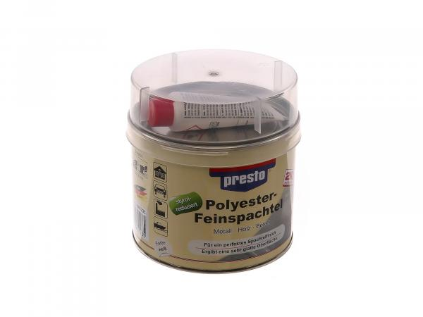 Presto Polyester Feinspachtel -  1000g