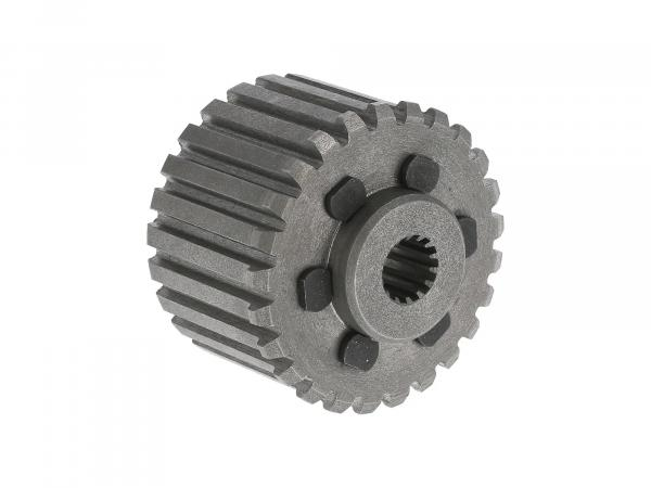 inner driver for coupling - for MZ ES125, ES150, ETS125, ETS150, TS125, TS150, RT125 - IWL SR59 Berlin, TR150 Troll